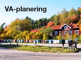 VA planering