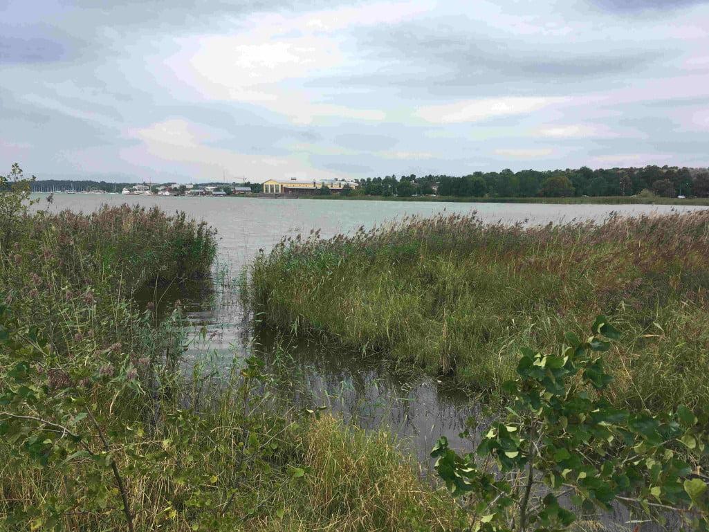 Multifunktionell våtmark ska anläggas på Åland